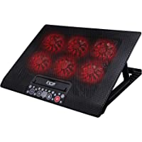 Inca INC-601 GMS 6X Fan,Control Panel,2X Usb,6 Kademeli Gaming Notebook Soğutucu 7-17