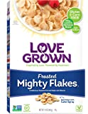 Love Grown Mighty Flakes, Frosted, 12 Ounce