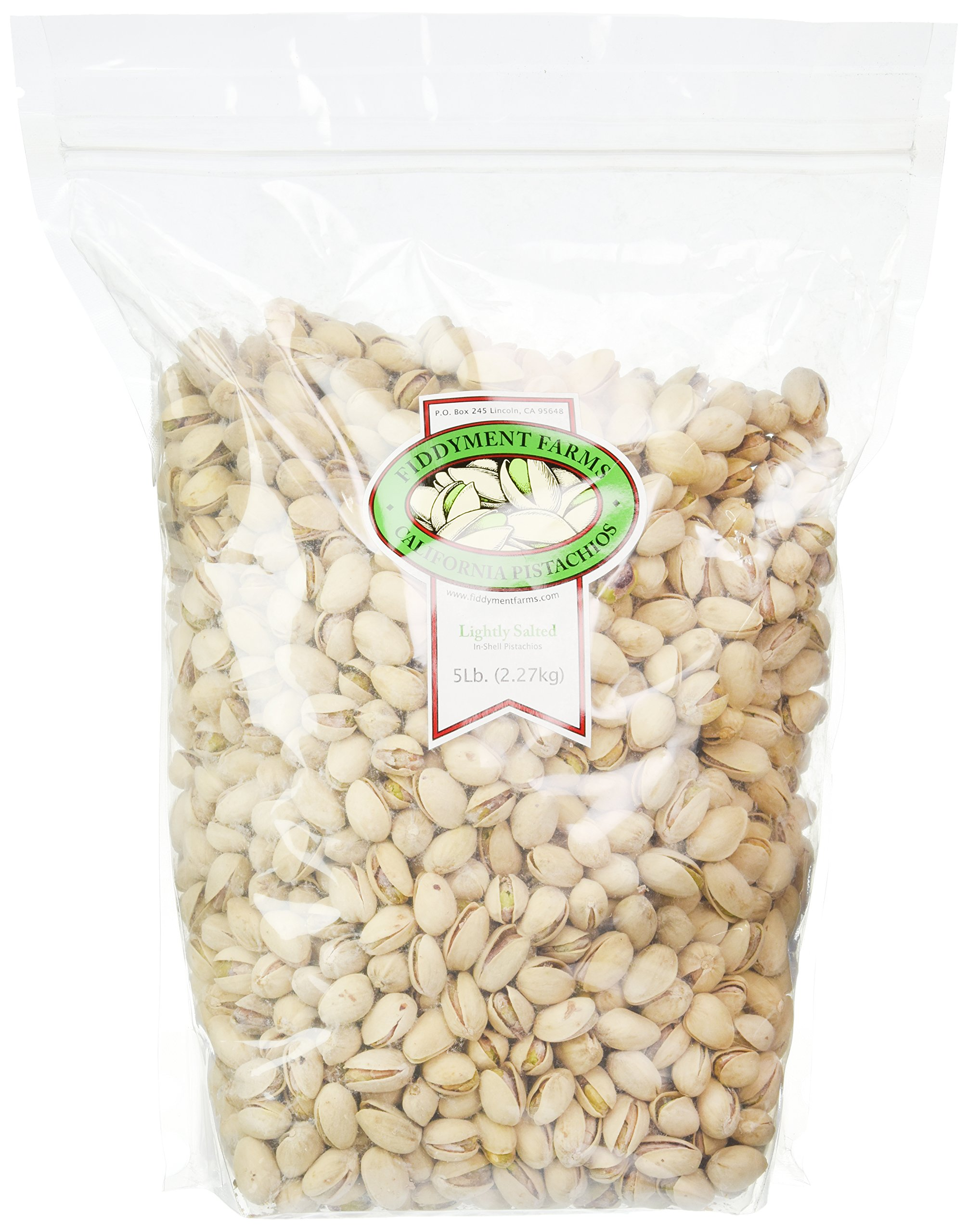 Fiddyment Farms 5 LB. In-Shell Lightly Salted