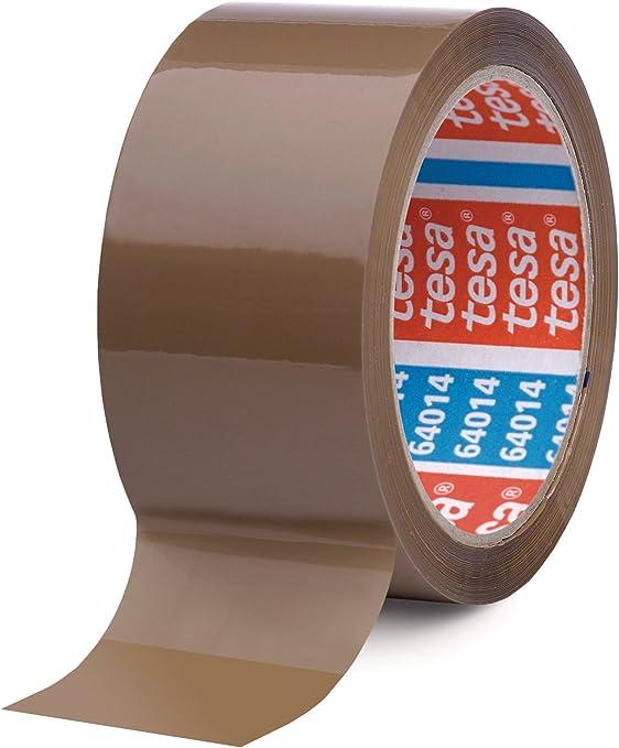 60 Rollos de Cinta Adhesiva Transparente Paquete Paquete de buena calidad de 24 Mm x 66 M más barato