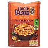 Uncle Ben's Express Reis Mexikanisch Scharf, 250 g