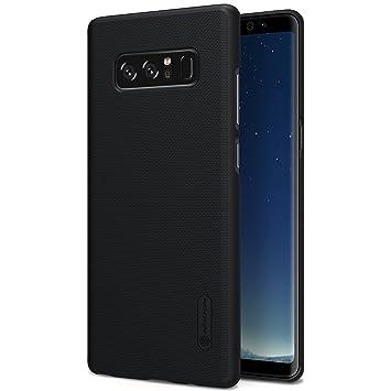 Nillkin Funda para Samsung Galaxy Note 8, PC Duro Tipo Fundas Carcasa con Protector de Pantalla para Galaxy Note 8 6.3