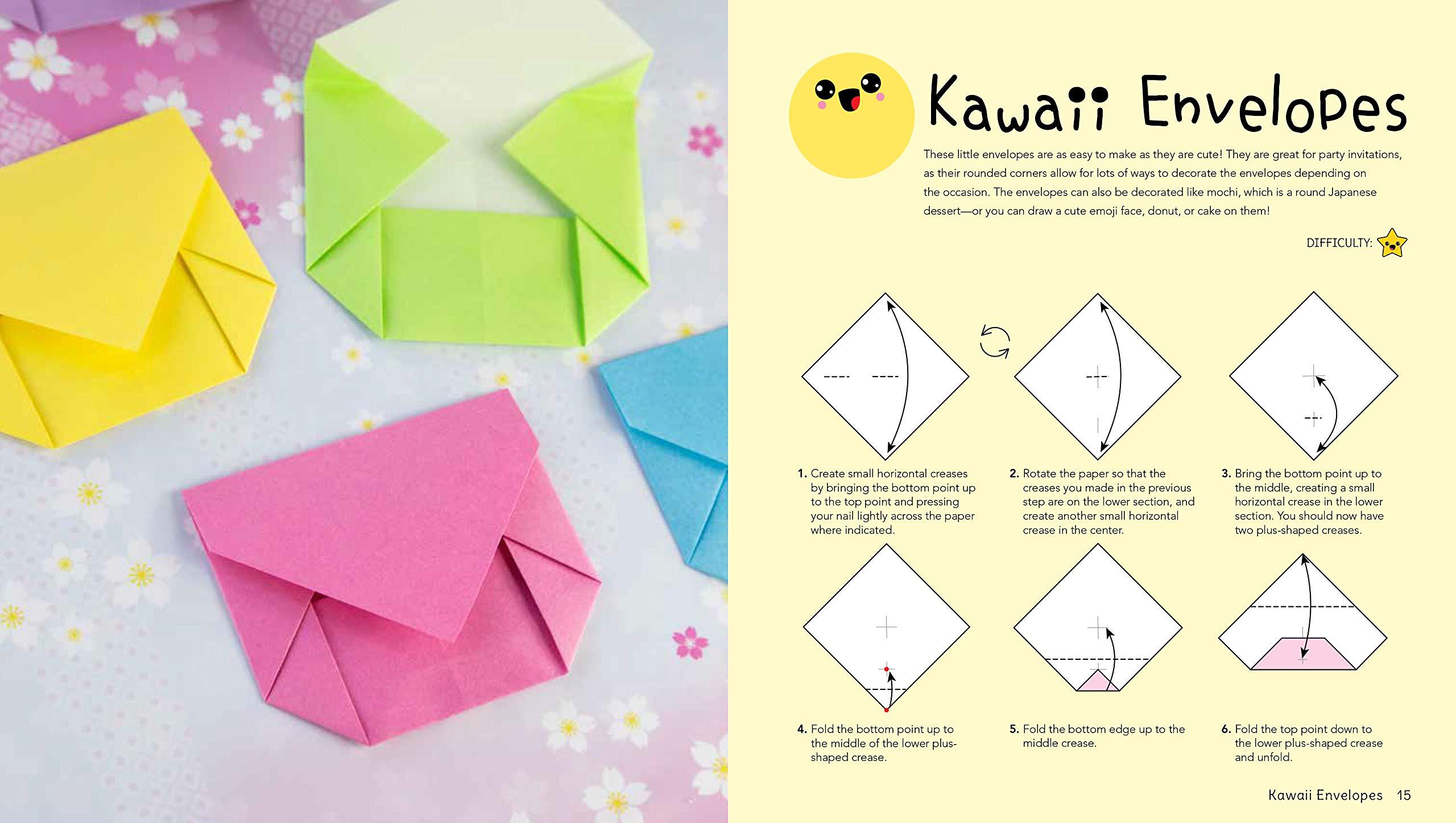 Origami Guinea Pig | Designed and folded by Mindaugas Cesnav ... | 1447x2560