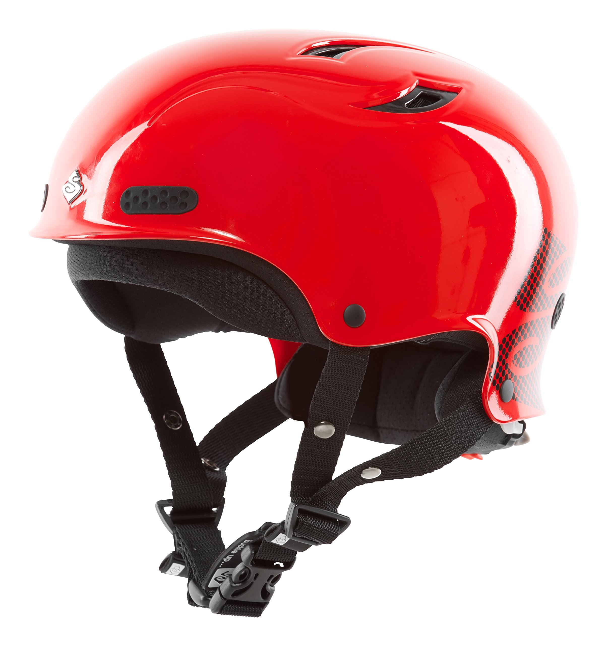 Sweet Protection Wanderer Paddle Helmet, Scorch Red, Medium/Large by Sweet Protection