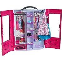 Barbie - (Mattel Dmt57) Pembe Gardırobu