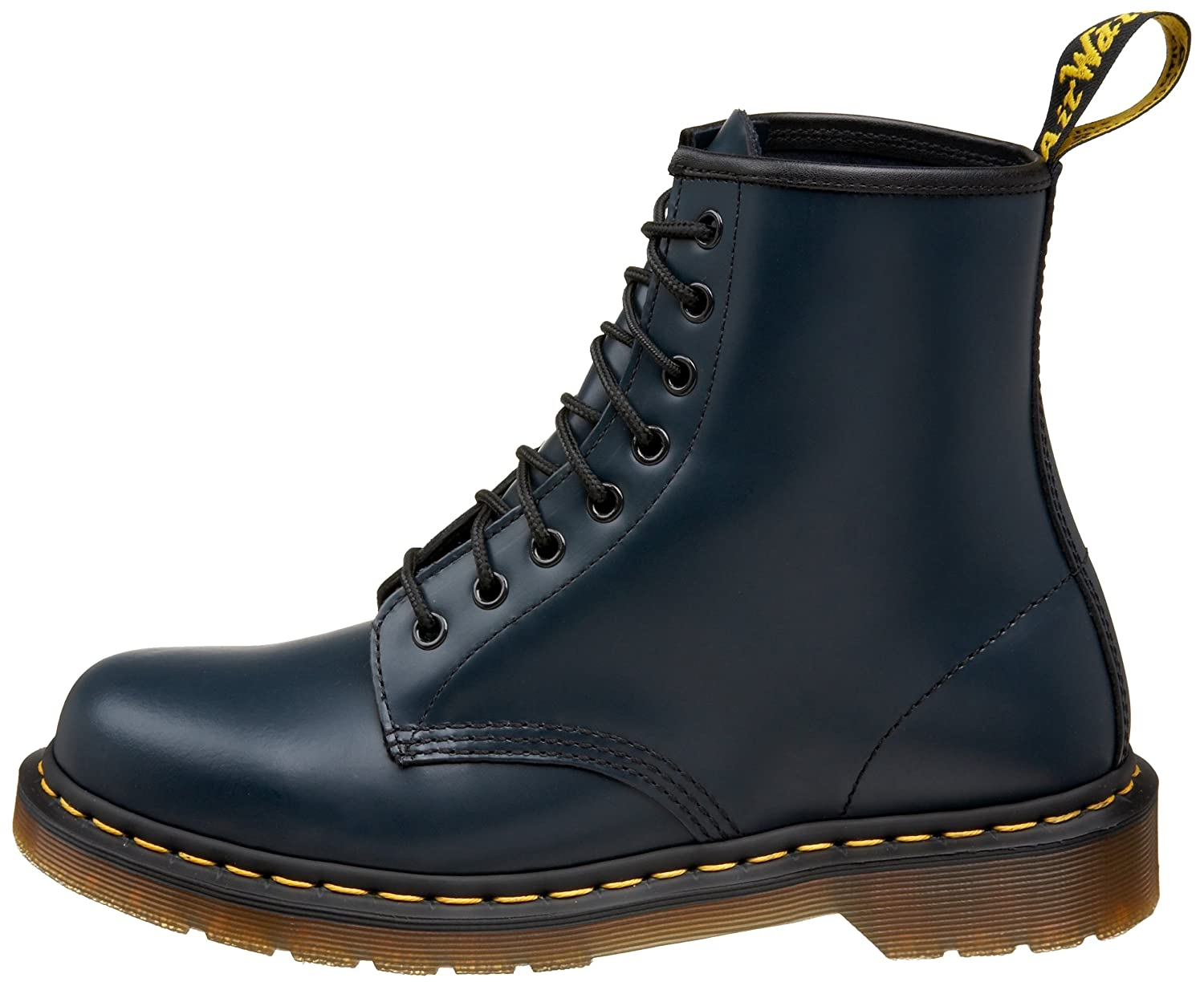 Dr. UK Martens 1460 Originals Eight-Eye Lace-Up Boot B000W80R4O 4 UK Dr. (US Women's 6 M)|Navy fe6528