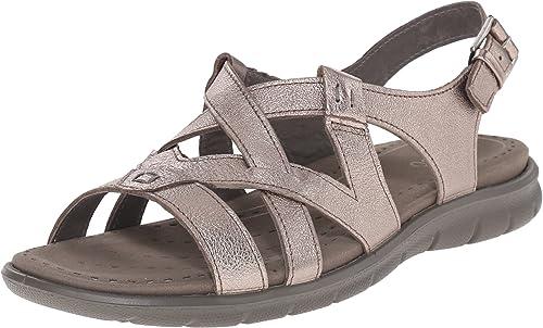 | Ecco Footwear Womens Women's Babett Cross Strap