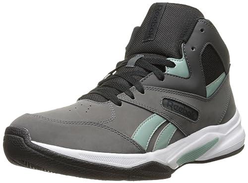 Buy Reebok Men's Pro Heritage 2 Basketball Shoe, Suede DGH