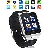 ZGPAX S8 Smartphone Bluetooth Reloj Inteligente Android 4.4 MTK6572 Dual Core GPS 2.0MP Cámara WCDMA WiFi MP3 MP4…