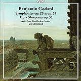 Benjamin Godard : uvres symphoniques. Reiland.