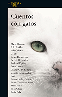 Cuentos con gatos (Spanish Edition)