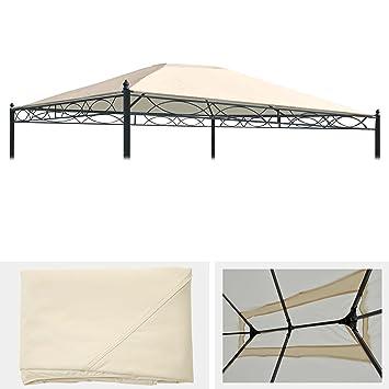 Cadiz Ersatzbezug für Dach Pergola Pavillon