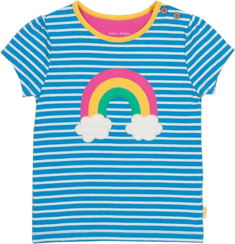 Kite Girls Rainbow T-Shirt 0-5 Years Organic