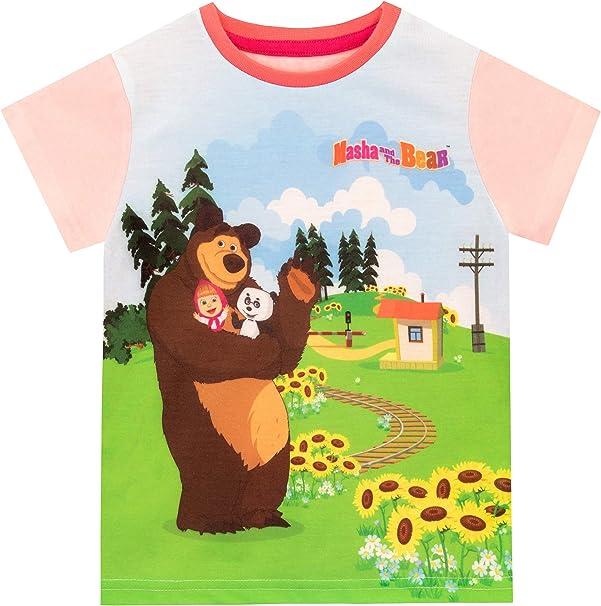 Winter BärenHaus Spielset Masha und der Bär Masha and the bear