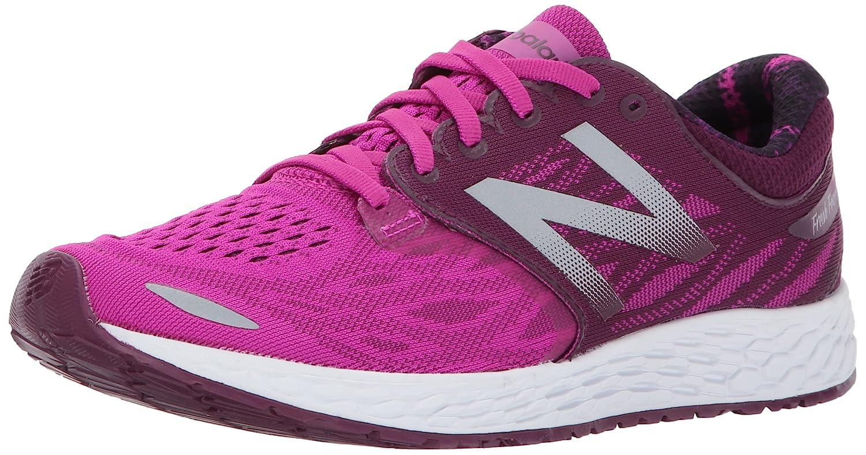 New Balance Women's Zante V3 Running-Shoes B01N2JIPU5 5.5 B(M) US|Poisonberry/Dark Mulberry