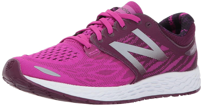 New Balance Women's Zante V3 Running-Shoes B01MRN3ZR6 5 B(M) US|Poisonberry/Dark Mulberry