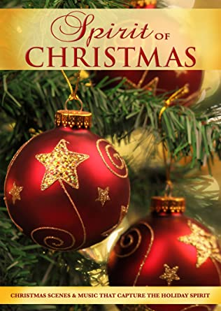 The Christmas Spirit Dvd