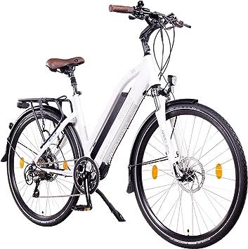 NCM Milano Plus Bicicleta eléctrica de Trekking, 250W, Batería 48V ...