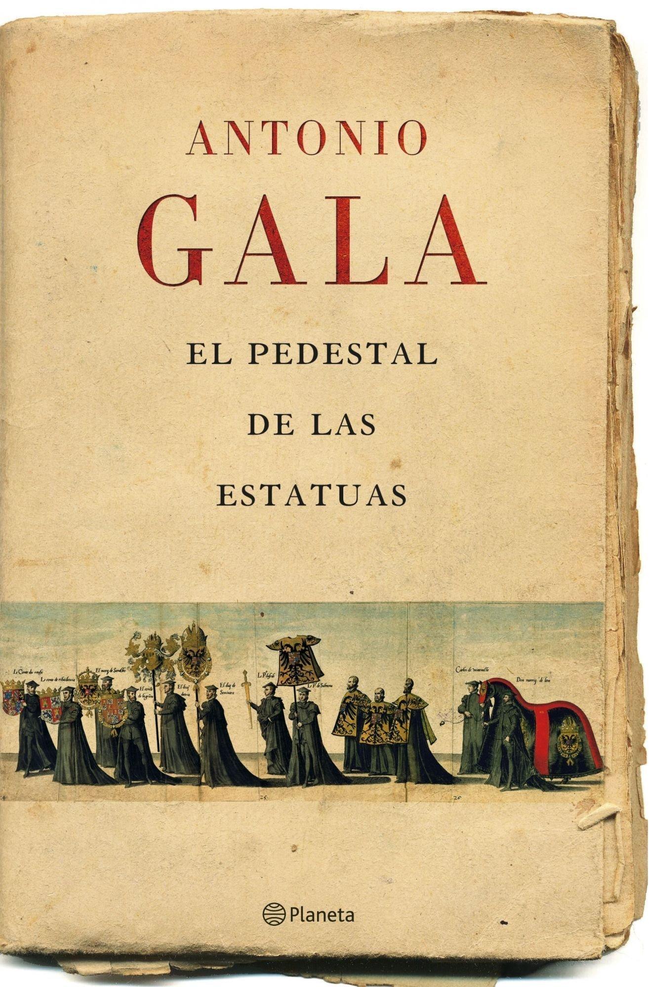 El pedestal de las estatuas Autores Españoles e ...
