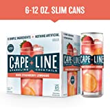 Cape Line, Seltzer Strawberry Lemon, 6pk, 12 Fl