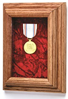 product image for All American Gifts Single Medal Awards Case (Black Velvet)