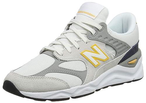 best sneakers 2510e 67bf6 New Balance Damen X-90 Sneaker, Schwarz, Einheitsgröße