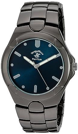 nouvelles promotions acheter maintenant plusieurs couleurs US Beverly Hills Polo Club Men's ' Quartz Metal and Alloy Watch,  Color:Silver-Toned (Model: 52043)