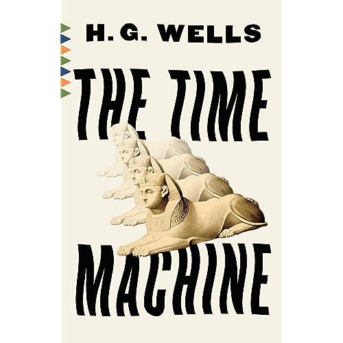 The Time Machine (Vintage Classics)