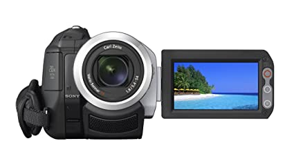 amazon com sony hdr hc7 6 1mp minidv high definition camcorder rh amazon com Sony Handycam Camcorder Sony Handycam Review