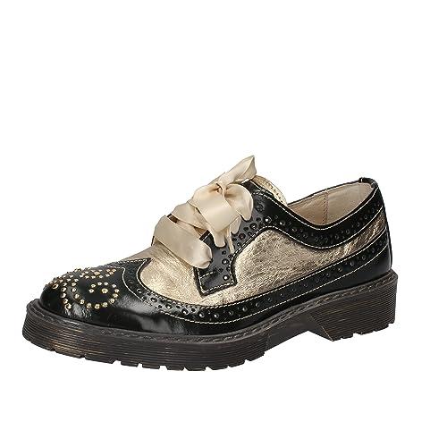 BEVERLY HILLS POLO CLUB - Zapatos de Cordones para Mujer Verde ...