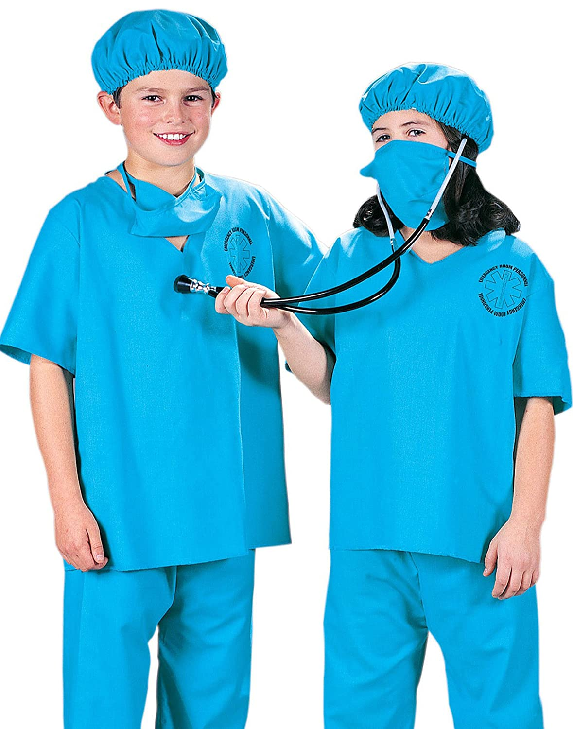 amazoncom doctor costume child child 8 10 toys games - Kids Doctor Halloween Costume