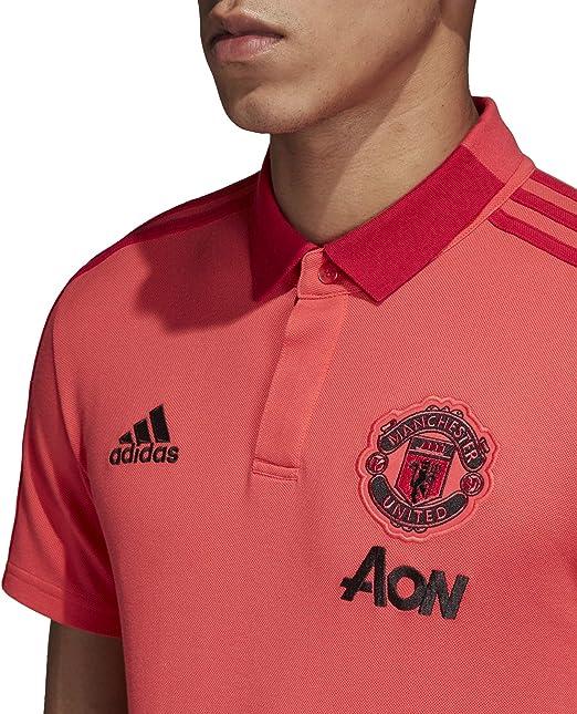 adidas Manchester United FC Condivo - Polo Manga Corta Hombre ...