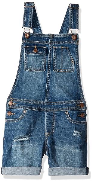 Amazon.com: Lucky Brand - Pantalones cortos para niña: Clothing