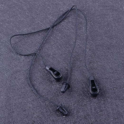 LETAOSK 2pcs Parcel Shelf Fixing Securing Strap Cord String