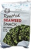 Ajumma Republic Original Flavour Roasted Seaweed Snack 11.3 g (Pack of 6)