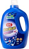 UIC Big Value UIC Laundry Liquid Detergent (Floral Essence), 4KG