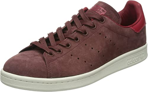 adidas Shoes – Stan Smith Brown Fox/Red