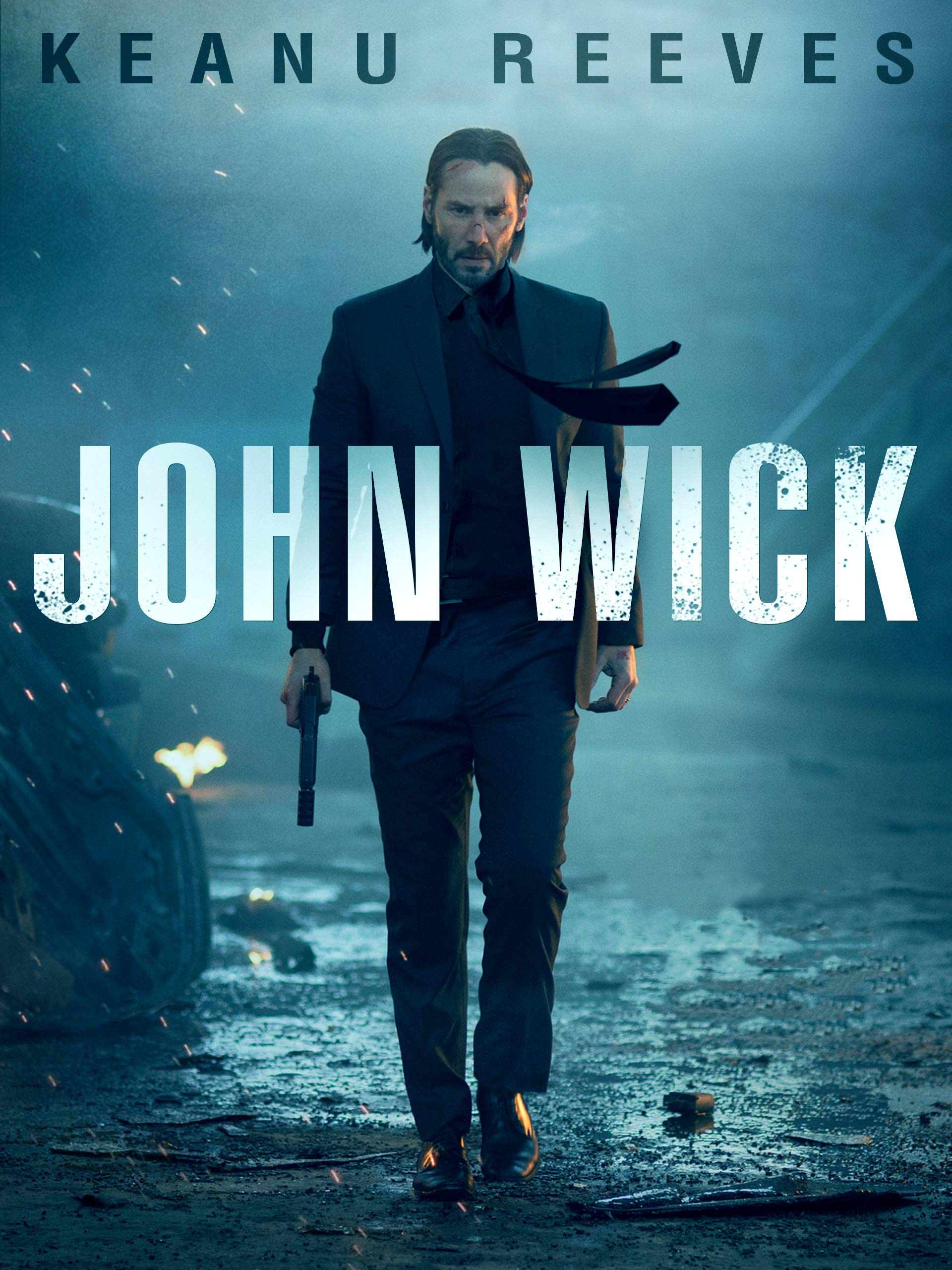 A poster for the film John Wick