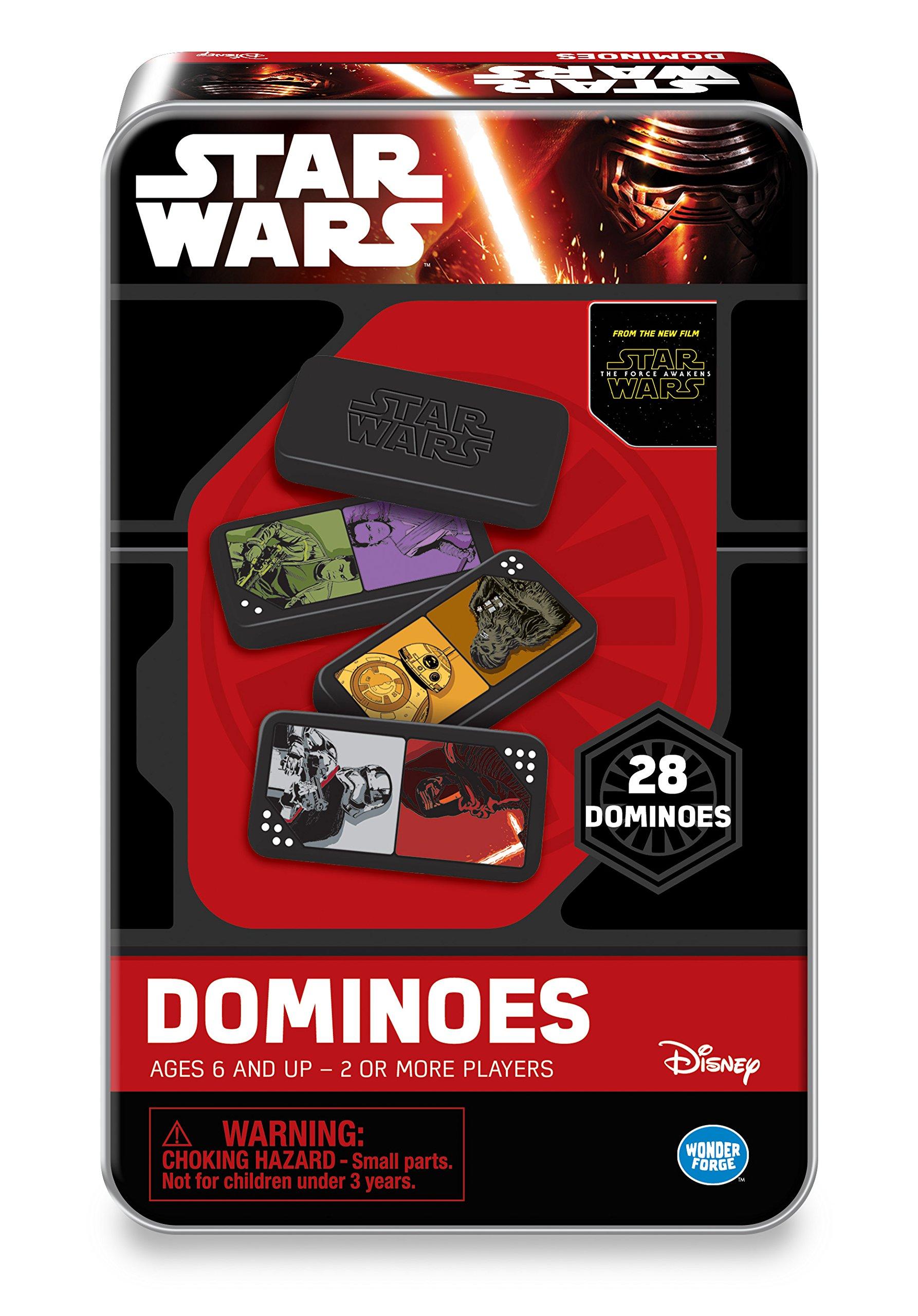 Star Wars Dominoes: The Force Awakens Board Game