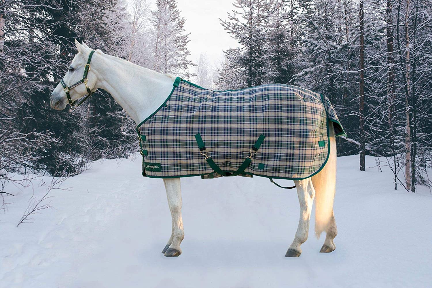 180g SuperMesh Horse Turnout Blanket by Kensington /— Waterproof for All-Day Protection Breathable and Insulated Horse Turnout Rug for Your Horse /— Perfect for Sub-Zero Weather
