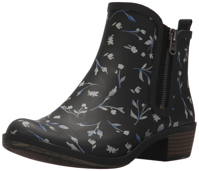 Lucky Brand Women's Baselrain Rain Boot B07146KT25 11 M US|Whimsy Bouq
