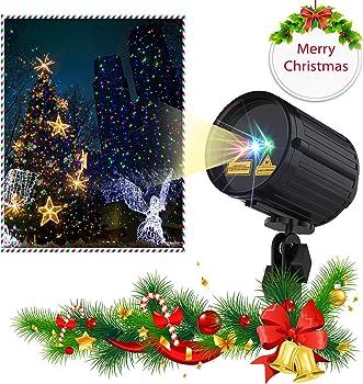 Christmas Projector Lights Halloween Laser Light