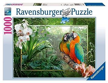 1000 Teile Puzzle NEU Im Morgenglanz Ravensburger 15944 Spielware