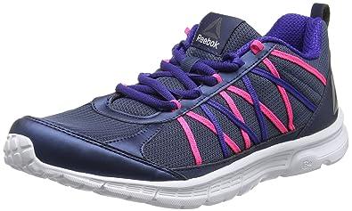 Reebok Damen Bd5578 Trail Runnins Sneakers, Blau (Blu Royal Slate/Pigment Purple/Poison Pink/w), 35 EU