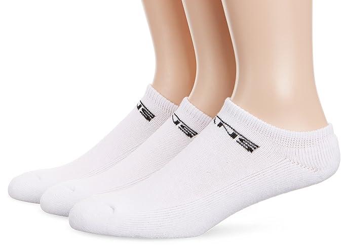 Vans Classic Kick 3 Pack, Calcetines para Hombre, Blanco (White), Talla única: Amazon.es: Ropa y accesorios