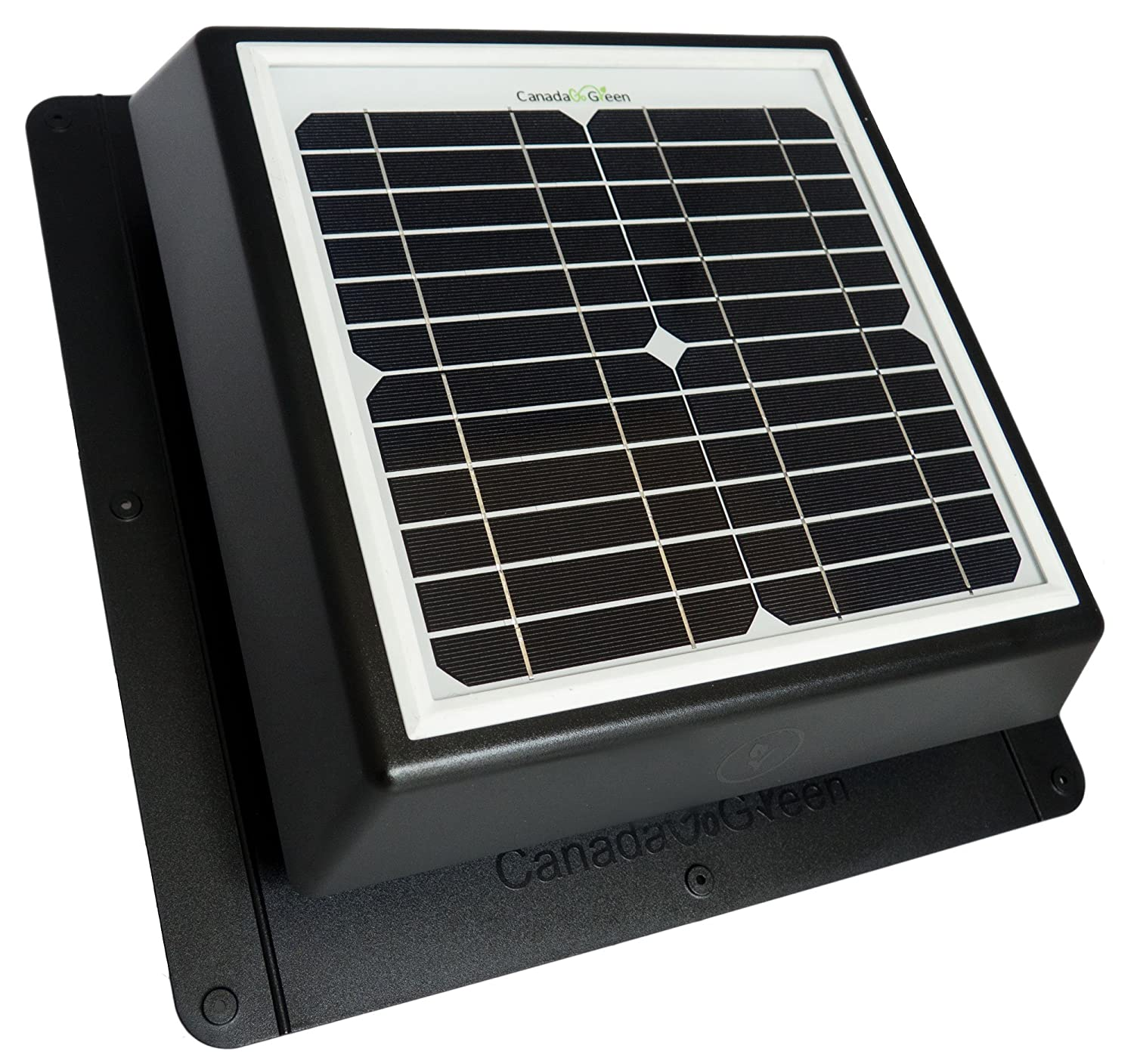 4 Seasons Solar Attic Fan CanadaGoGreen