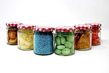 Buy Kitchen Glass Jar Storage 200 Ml Decoration Glass Jar Food