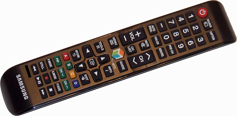 OEM Samsung Remote Control Specifically for PN58B540S3FXZA PN58B540S3FXZC LN46B540P8F LN-46B540