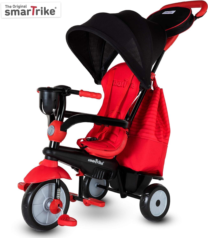 Triciclo 4 en 1 Swing DLX Rojo SmarTrike 6500500
