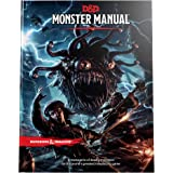 Dungeons & Dragons Monster Manual (Core Rulebook 3 of 3 for the D&D Roleplaying Game) (D&D Core Rulebook)